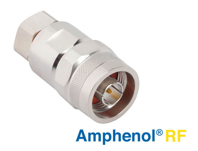 Amphenol RF Field Installable Type-N Connector