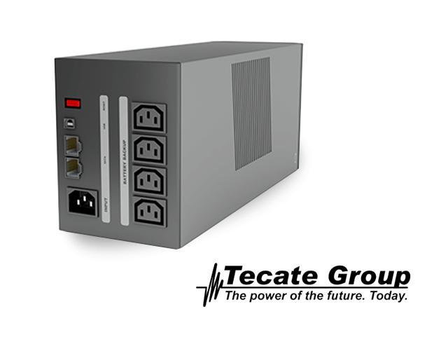 Tecate UPS app