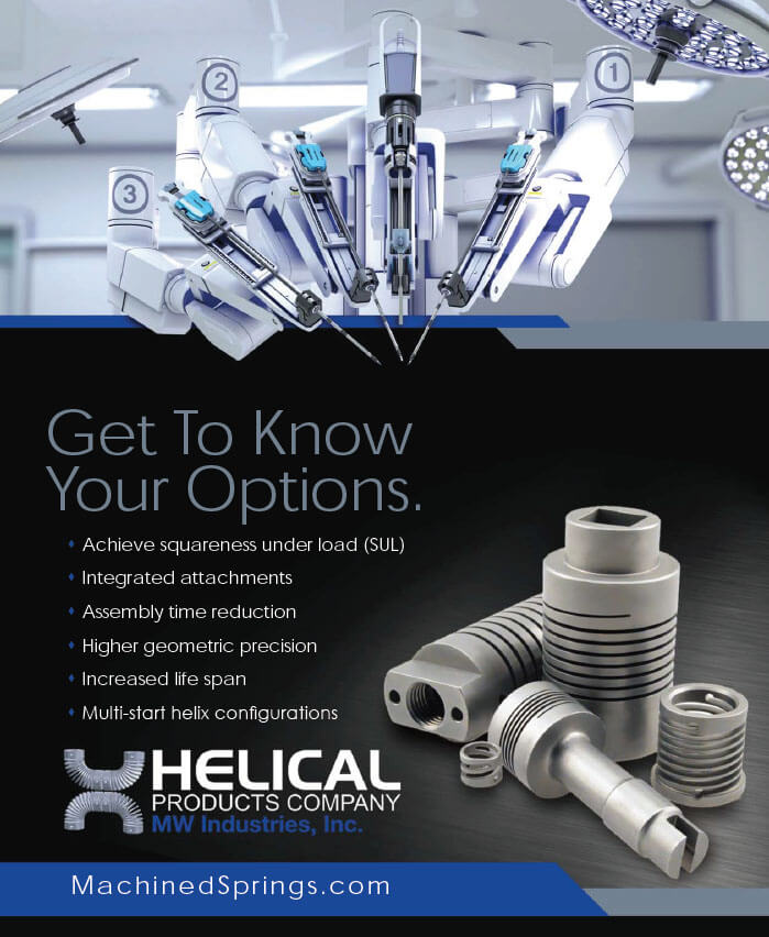 Get to know your options - Helical ad