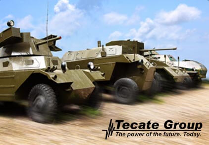 Dependable ultracapacitor modules from Tecate for military vehicles