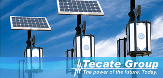 Tecate ultracapacitors for solar industry