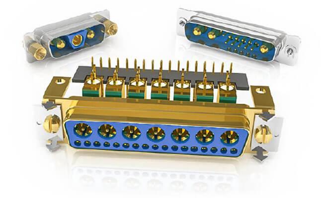 Positronic's mission-critical connectors