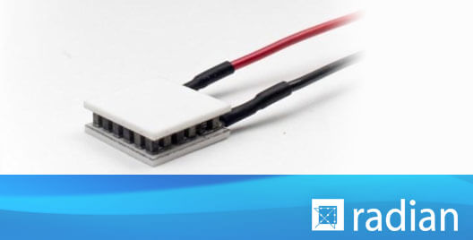 Radian Thermoelectric Assembly TEA Product Line