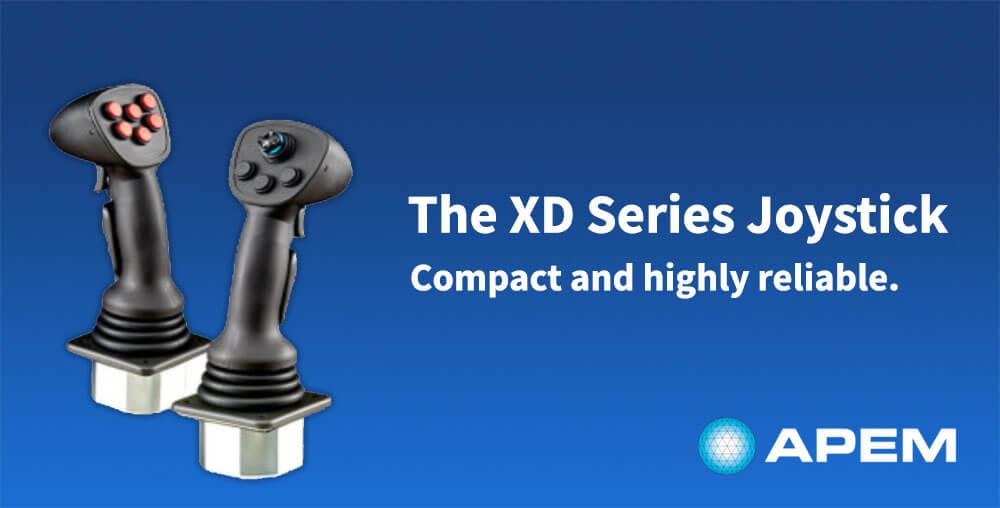 APEM XD Series Joystick