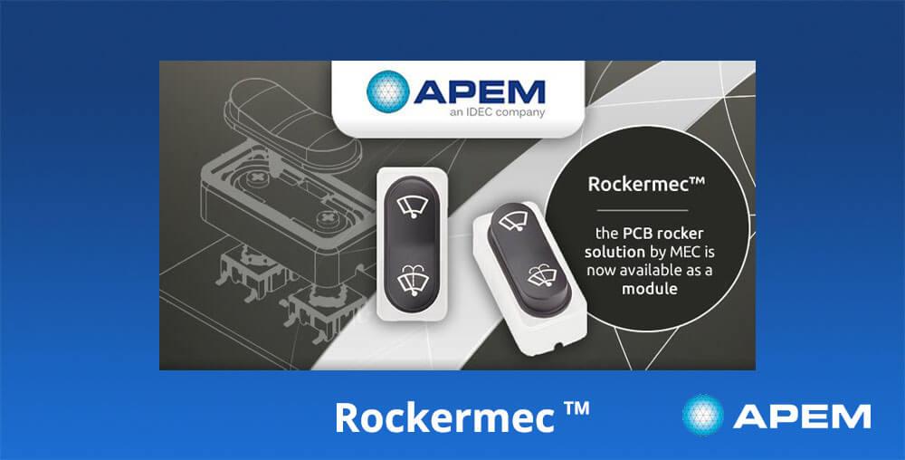 APEM Rockermec TM