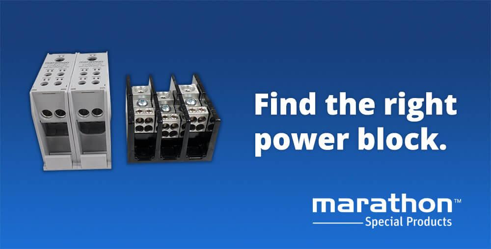 Marathon power blocks