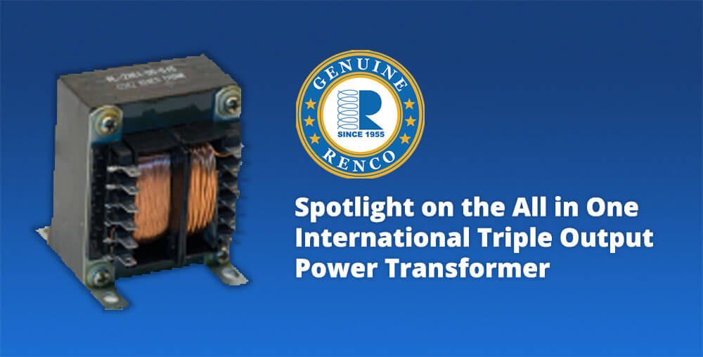 Renco all in one power transformer