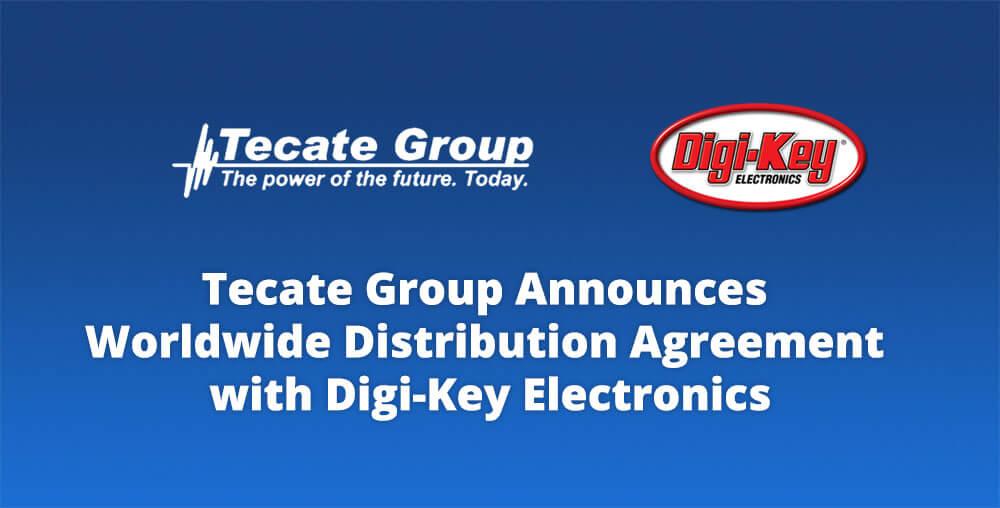 Tecate and Digi-Key