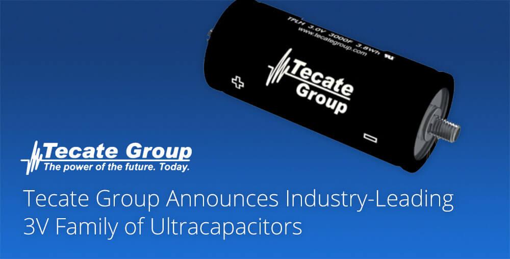 3V Ultracapacitors