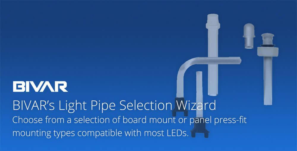 light pipe for leds