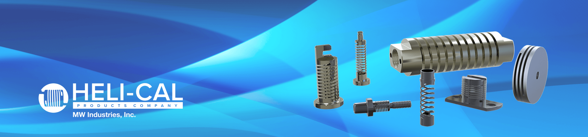 Flexible Couplings, Machined Springs, and Universal Joints by Helical