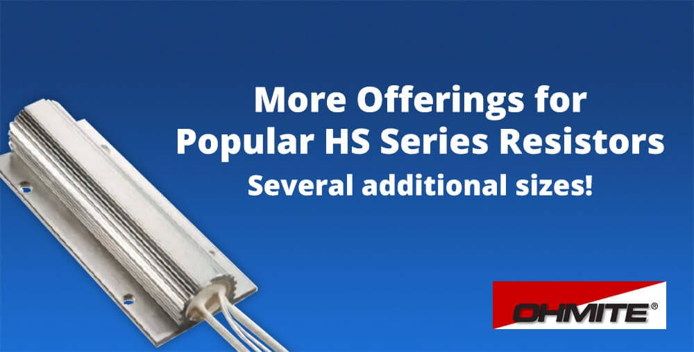 HS Aluminum Housed Resistors