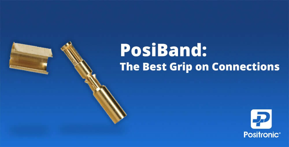 best grip connectors posiband