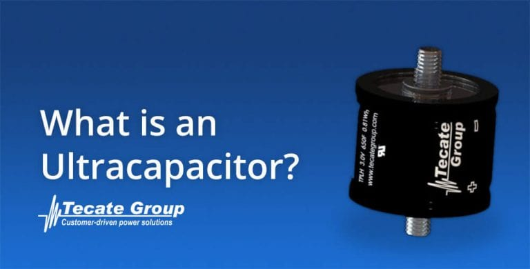 Ultracapacitors