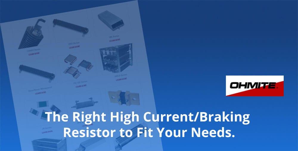 braking resistors