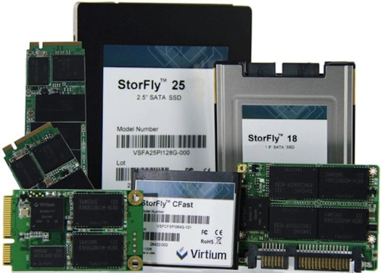 Virtium SSDs
