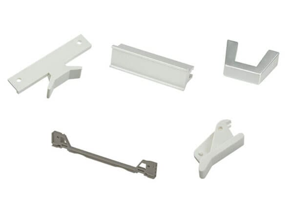 PCB guides handles and extractors