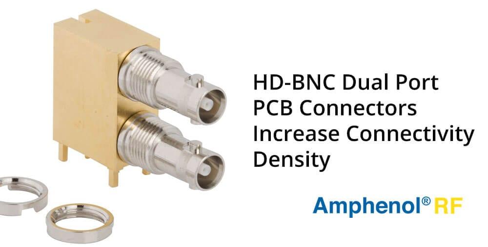 HD BNC Dual Port Jacks 2