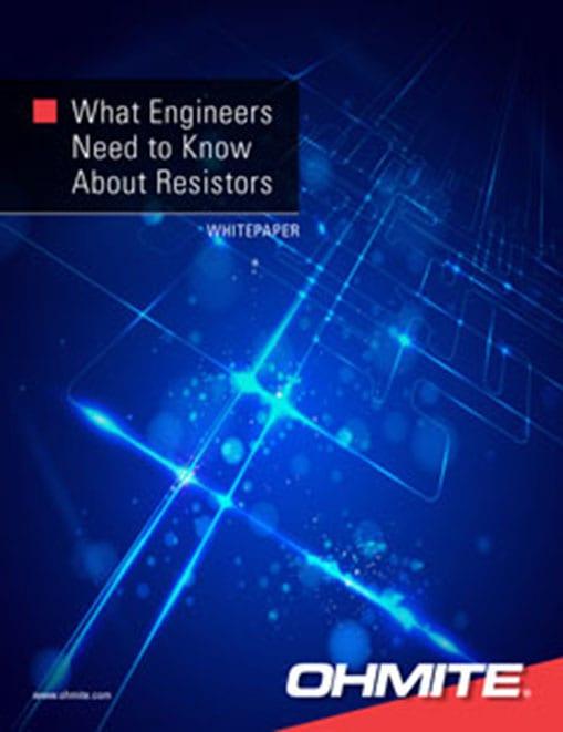 Ohmite resistors white paper