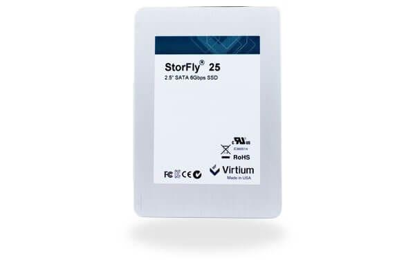 Virtium CE 4TB SSD 1