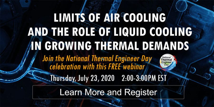 the limits of air cooling webinar ats