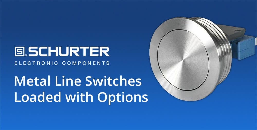 metal line switches