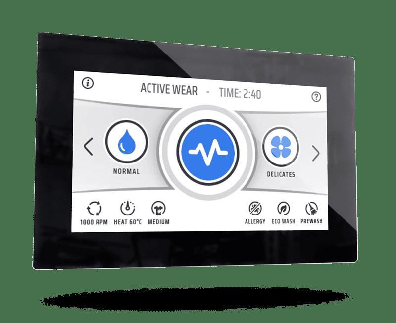 smart embedded display