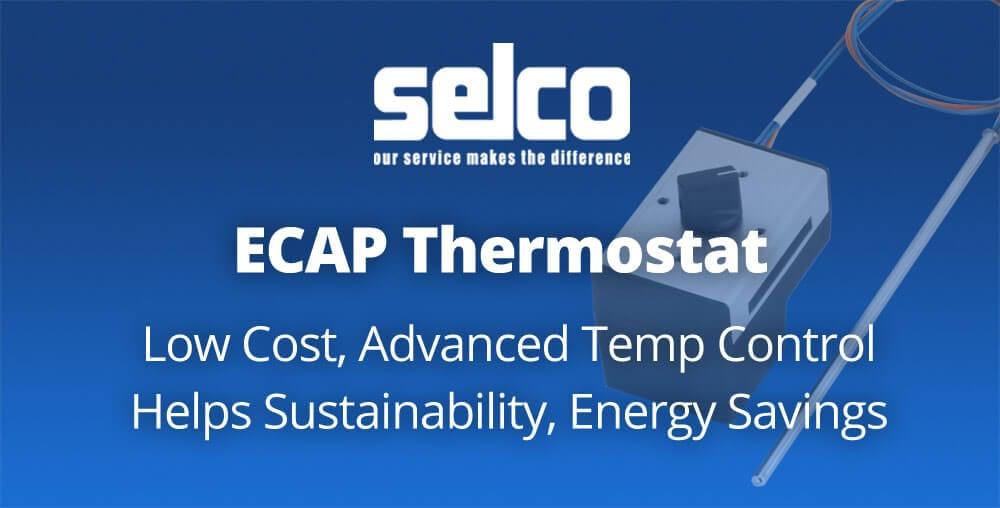 low cost temperature control for industry