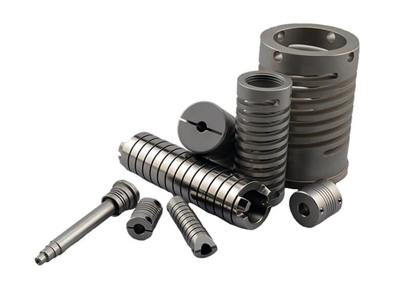 machined springs