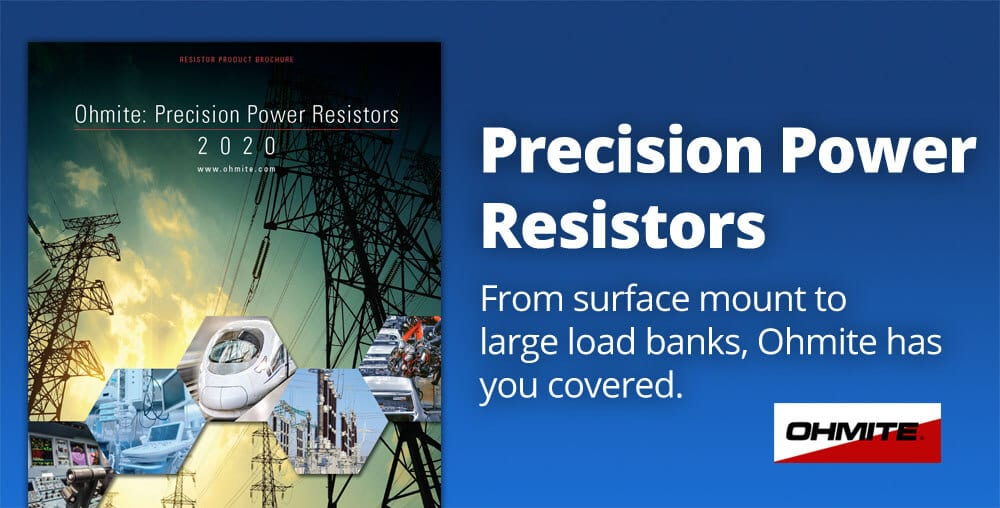 precision power resistors