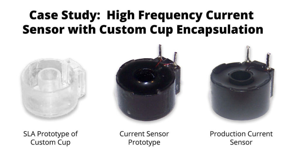 Renco case study high frequency current sensor