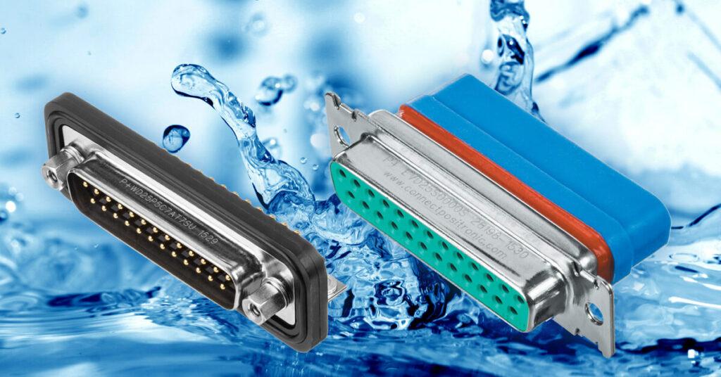 ip67 waterproof connectors 1