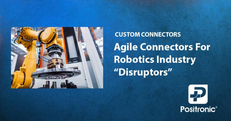 custom connectors for robotics